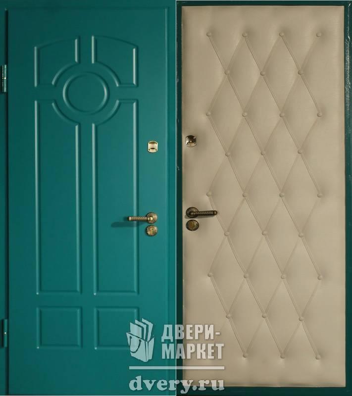 цены на металлические двери с отделкой мдф шпонированный