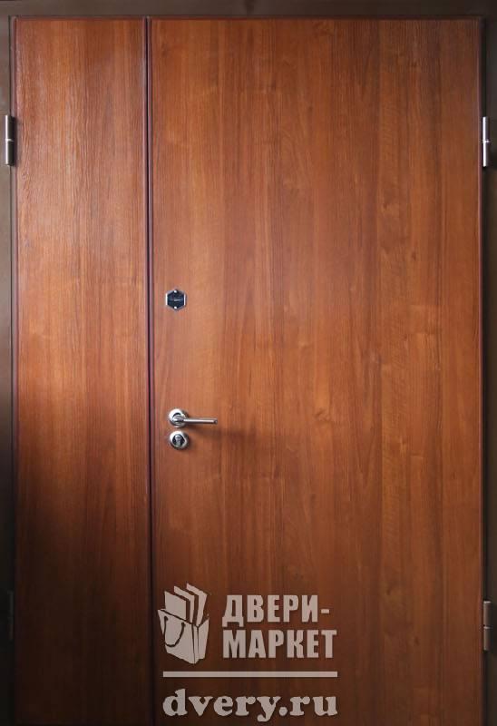 стальные двери со ставнями
