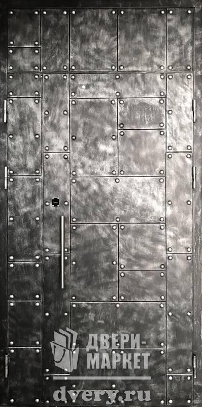 двери железные противовзломные королев