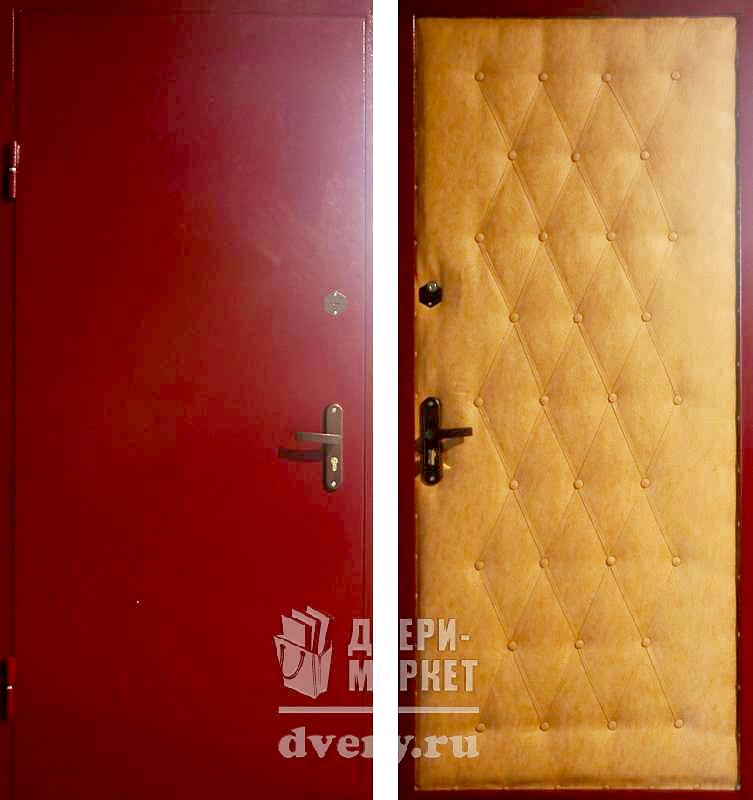 входная дверь металлическая в яхроме